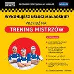 """Bezpłatne szkolenie """"Trening Mistrzów"""" już 17 lipca w Ostródzie"""