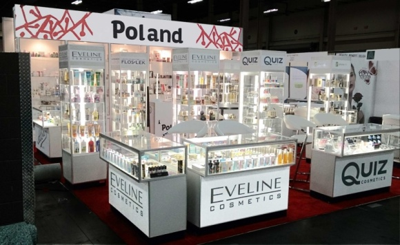 Eveline Cosmetics na Międzynarodowych Targach Cosmoprof North America Las Vegas