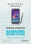 Samsung Brand Store w Białymstoku