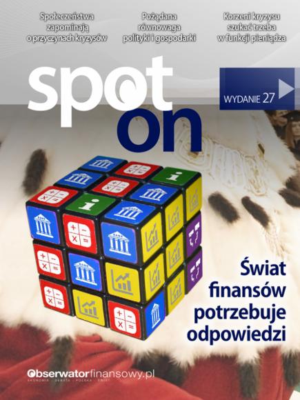 """Specjalne wydanie """"Spot On"""" na Konferencję Katedr Finansowych"""