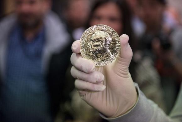 Nagroda Nobla – medal ze złota Fairmined