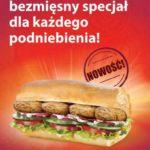 Nowość w menu SUBWAY®