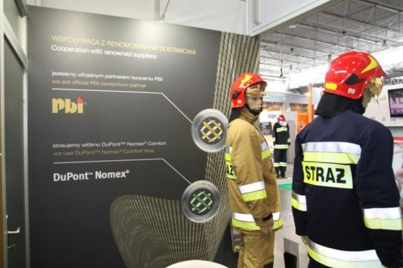 Proton hitem Andropolu na targach pożarnictwa w Kielcach