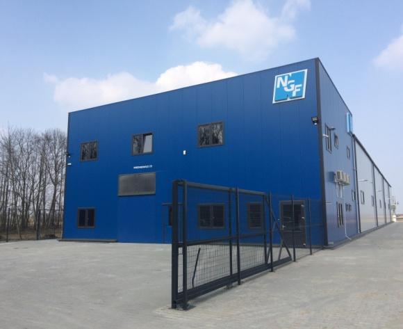 Nowa inwestycja NSG Group w Polsce