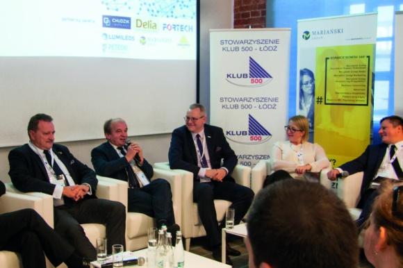 Delia Cosmetics na X Europejskim Forum Gospodarczym w Łodzi