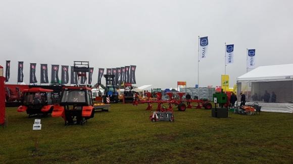 Firma Koja ze Stawisk prezentowała się na gigantycznych targach w Bednarach