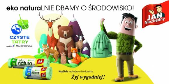 Posprzątaj Tatry z Janem Niezbędnym!