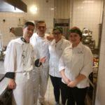 Praktyki dla gastronomików. Lech uczy zawodu i proponuje etaty