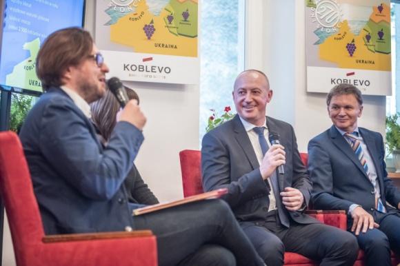 Słoneczna Ukraina w Polsce – premiera win Koblevo