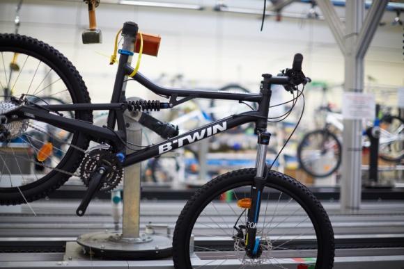 Największa w Polsce fabryka rowerów