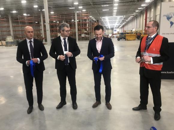 Kuehne + Nagel rozszerza współpracę z CNH Industrial Group