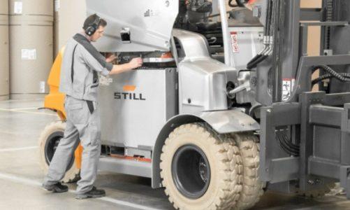 Przyszłość baterii trakcyjnych do wózków widłowych