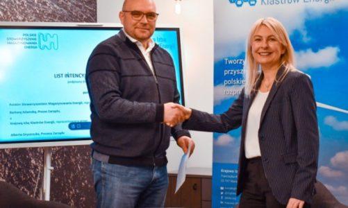 Polskie Stowarzyszenie Magazynowania Energii i Krajowa Izba Klastrów Energii pod