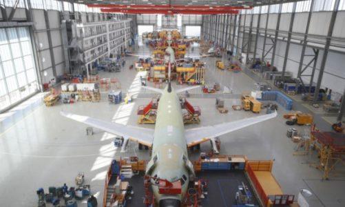 CEVA Logistics wygrywa kontrakt na obsługę logistyczną fabryki Airbusa