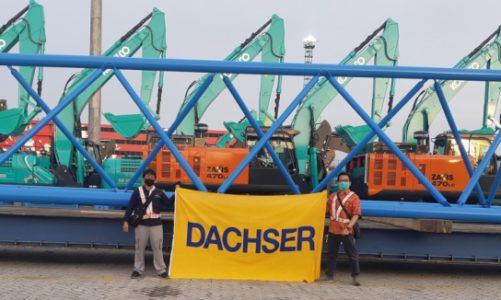 Dachser: Żuraw dla południowo-wschodniej Azji