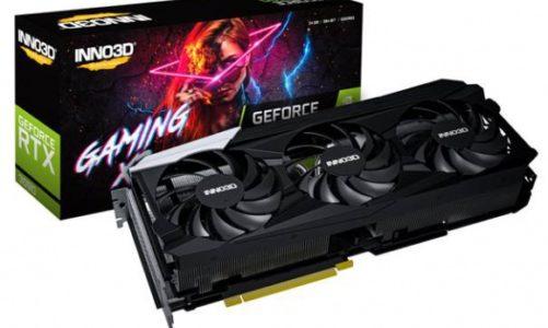 Inno3D GeForce RTX 3090 Gaming X3 – tytan wydajności w minimalistycznej formie