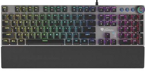 Thor 380, 400 i 401 RGB – Genesis prezentuje nowe, niskoprofilowe klawiatury