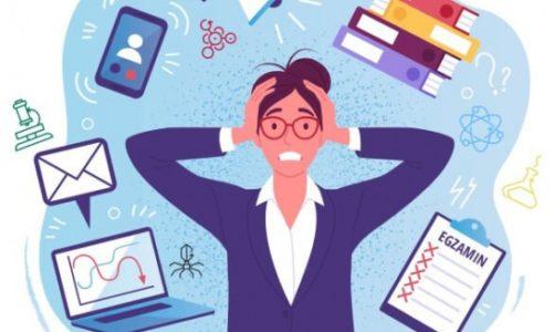 Stres w szkole – jak sobie z nim radzić