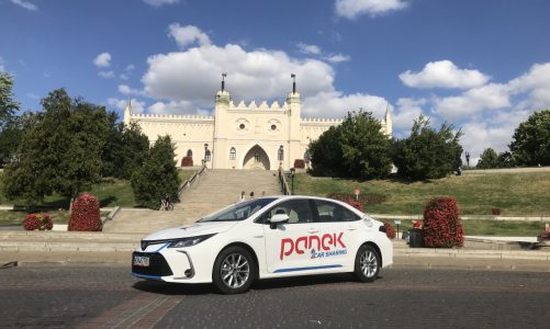 PANEK Carsharing – za co mieszkańcy Krakowa kochają samochody do automatycznego wynajmu?